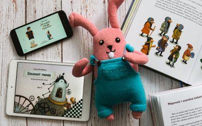 Booko: Interaktivní knihovnička propojuje moderní technologie a čtení