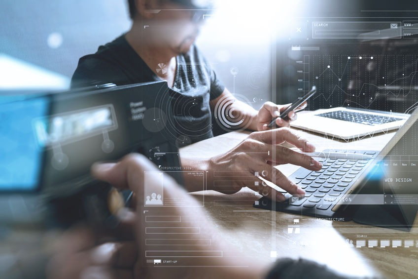 IT E-commerce analytik
