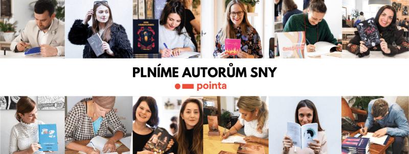 Pointa.cz - online nakladatelská služba