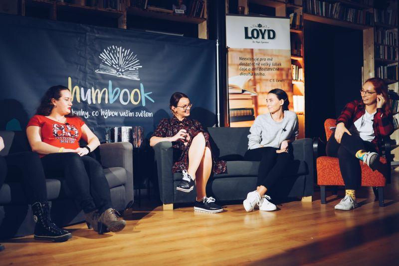 Online HumbookFest ve znamení úspěchu