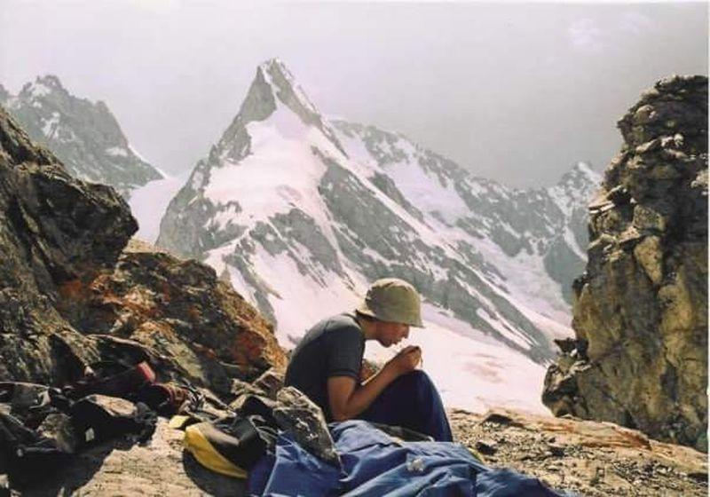 Andrea na horách